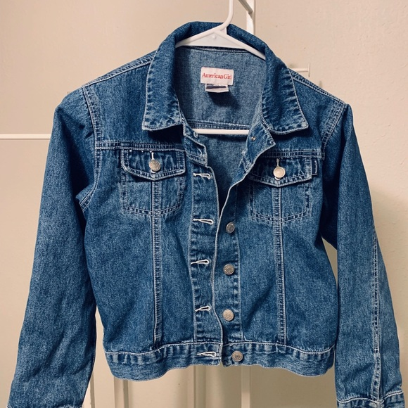 American Girl Other - EUC Big Girls American Girl Jean Jacket